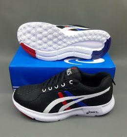 Grosir Sepatu Sneakers Asics Black Color