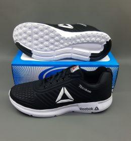 Sepatu KW Reebok Hitam Harga Murah