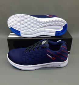 Sepatu Sneakers Adidas KW Navy Color