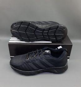Sepatu Sneakers Adidas Kw Full Black