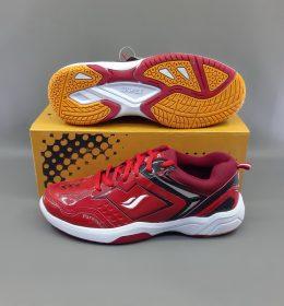 Sepatu Untuk Olahraga James Merah Berkualitas Murah