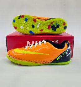 Sepatu Pria Orange Color For Futsal
