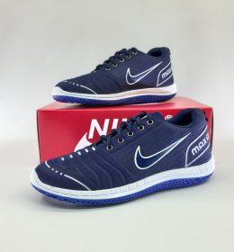 Sepatu Sneakers Pria Nike Navy Murah