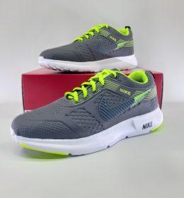 Sepatu Nike Grey Green Keren