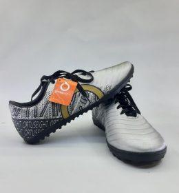 Sepatu Silver Gold