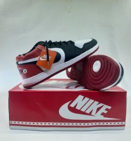 Sepatu Jordan Red Glow